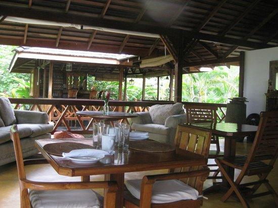 Acajou Hotel: Restaurant