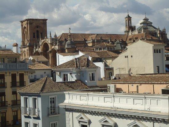 Nest Style Granada : desde la terraza superior