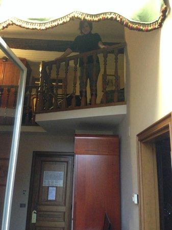 Hotel Berchielli: Fantastica habitación