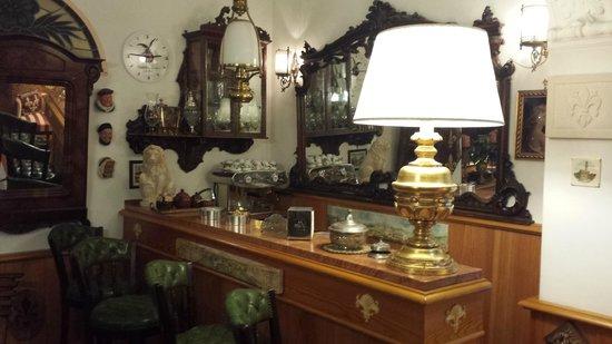 Hotel Casa Lea: Hall de entrada