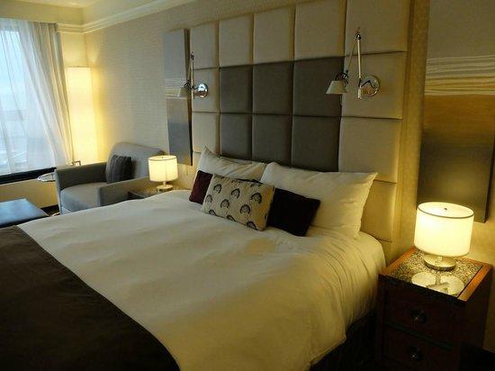Hotel de l'ITHQ: Bed