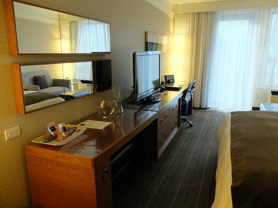 Hotel de l'ITHQ: Room