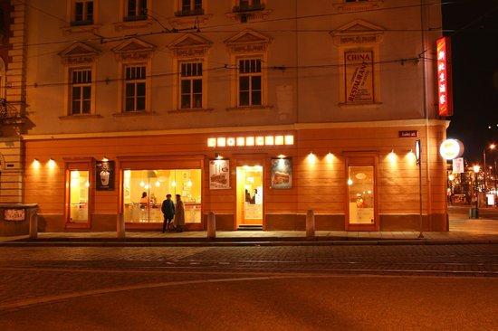 CrossCafe Solni