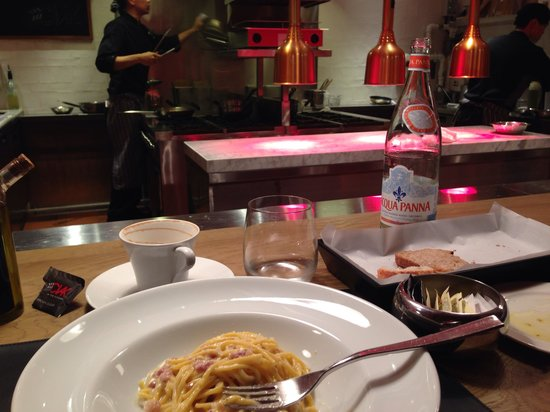 best pizza and pasta in hong kong