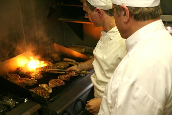 The Pytchley: Renowned for top quality chargrilled steaks
