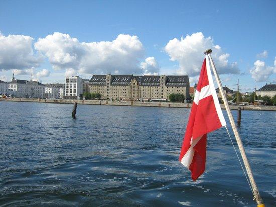 Copenhagen Admiral Hotel : Direkt am Hafen