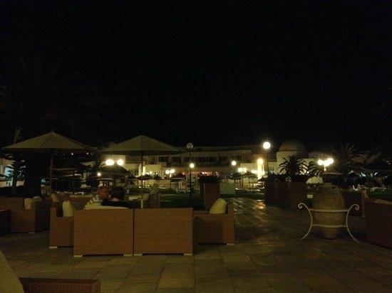 Tej Marhaba Hotel : View At Night