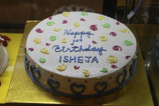 Rz manna special cake for birthday 2 picture of rz manna kigali rz manna special cake for birthday 2 junglespirit Choice Image