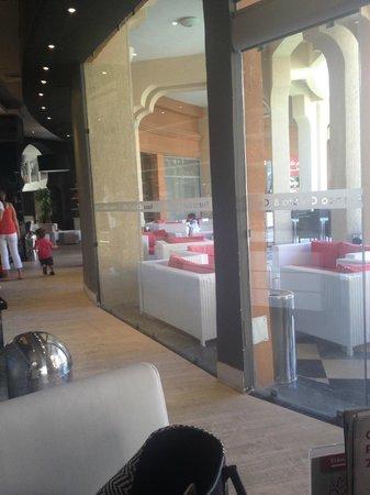 Tej Marhaba Hotel : Francos Cafe