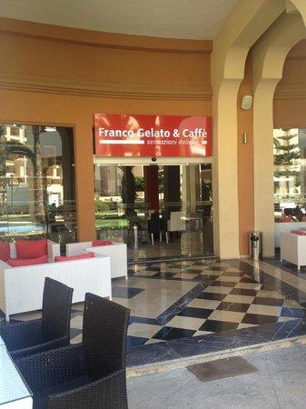 Tej Marhaba Hotel : Francos