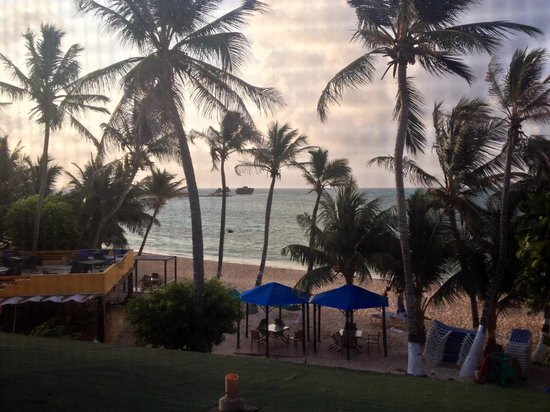 Cocoplum Beach Hotel : Vista habitaciones tercer piso