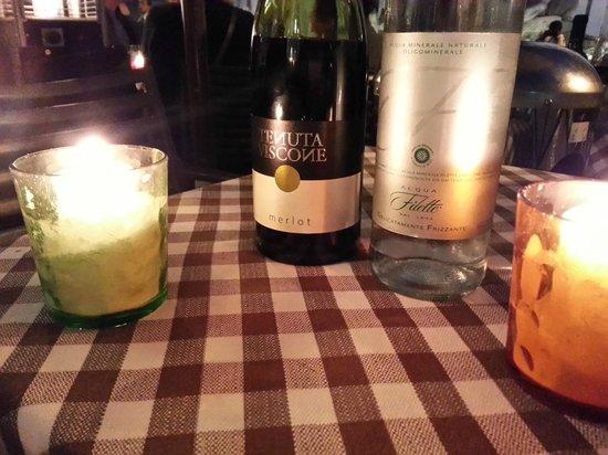 Caffè Domiziano : Our meal