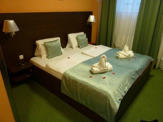 Hotel U Martina - Smichov: Собственно спальная зона