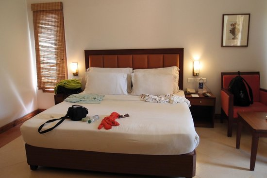ABAD Green Forest Resort : la chambre