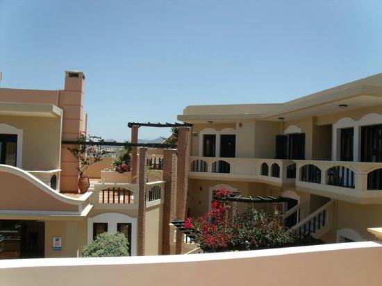 Maria Beach : Appartements im Obergeschoss