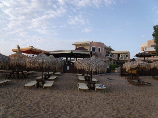 Maria Beach: Strandbereich