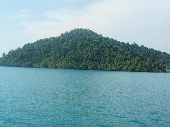 V.J. Searenity Koh Chang : На морской прогулке
