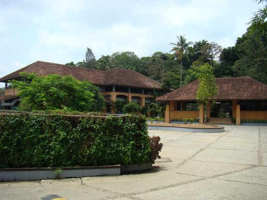 ABAD Green Forest Resort: Hotel Complex