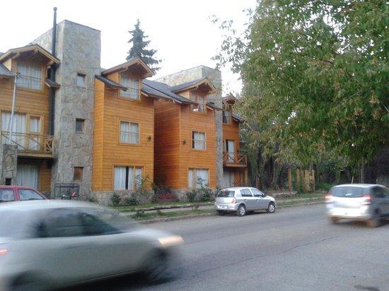 Apart Hotel Robles del Sur: Apart