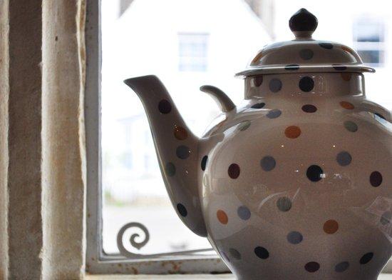 The Angel: Teapot