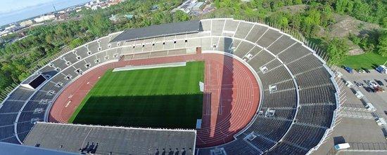 Olympic Stadium (Olympiastadion) : Olympiastadion (Stadio Olimpico di Helsinki)