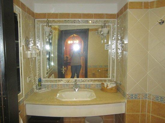 Domina Hotel & Resort Harem: Bathroom