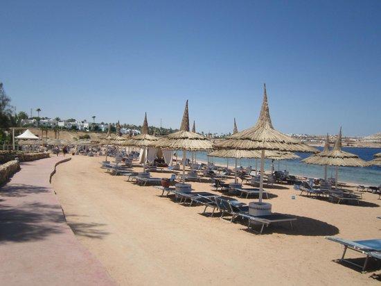 Domina Hotel & Resort Harem: Beach