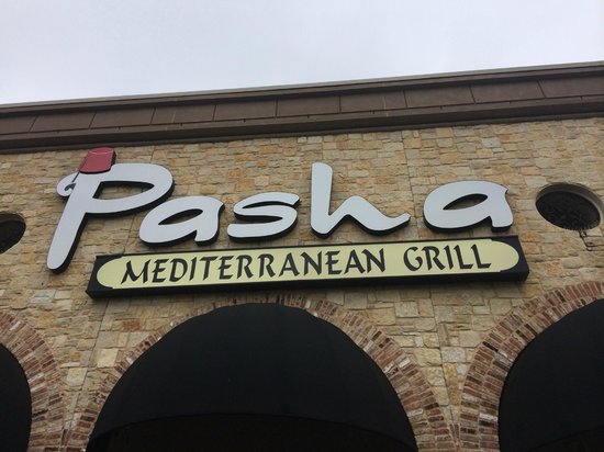 Pasha Mediterranean Grill Means General In Farsi
