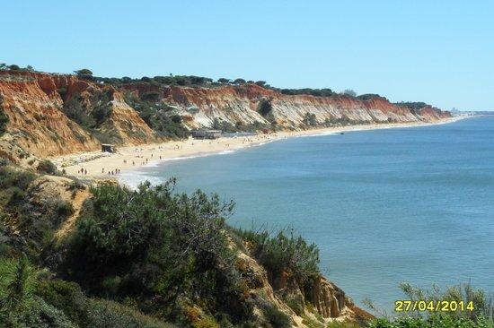 SENSIMAR Falesia Atlantic : Strandbereich