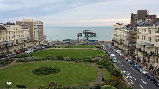 Prince Regent Hotel: Regency Square & Gardens