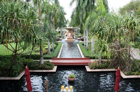 Hyatt Regency Hua Hin : Entrance view