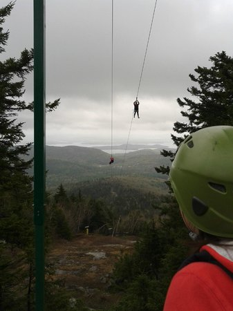 Gunstock Mountain Resort: hanging around