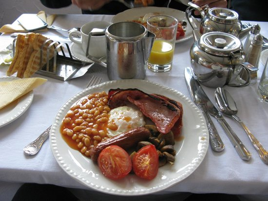 ‪‪North Cornelly‬, UK: Full breakfast !!‬