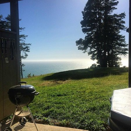 Fort Ross Lodge - View from Patio