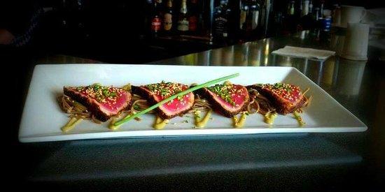 Bistro 1888: Seared Tuna Appetizer