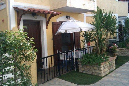 Archangelos Village: August 2011