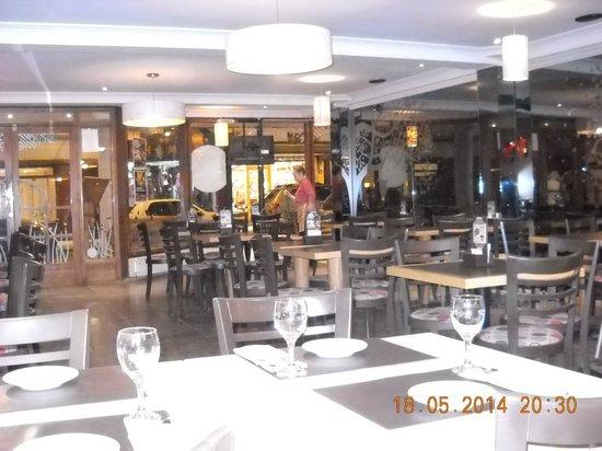 Hotel Cap Polonio: lugar donde se desayuna