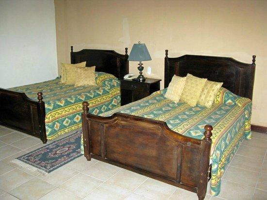Hotel Alhambra: Blick auf die Betten
