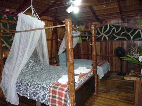 Hotel La Costa de Papito: La habitación