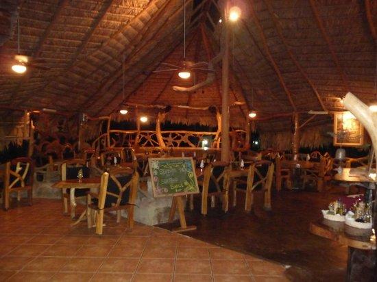 Hotel La Costa de Papito: Restaurante