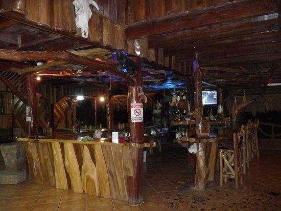 Hotel La Costa de Papito: Vista del Restaurante