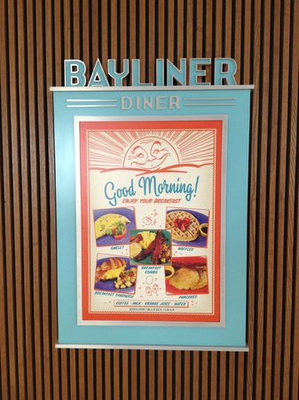 Universal S Cabana Bay Beach Resort Bayliner Dinner Breakfast