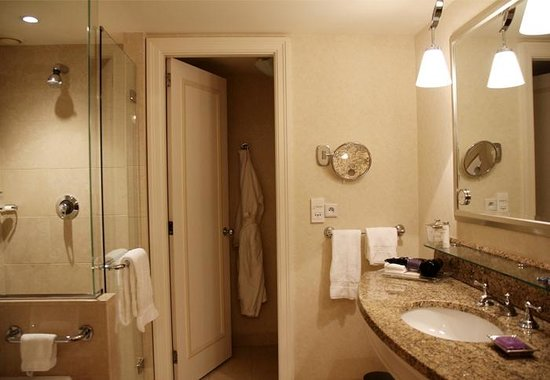 Four Seasons Hotel Prague: Very spacious bathroom