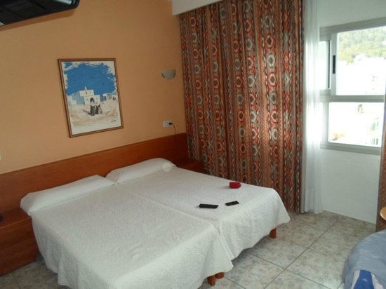 Hotel Tropical : Camera doppia uso singola