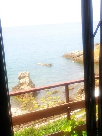 Calanica Residence Hotel: View form our bungalow