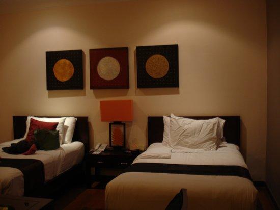 Grand Aston Bali Beach Resort: our room