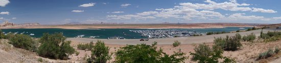 Lake Powell Resort: The view to pay for!