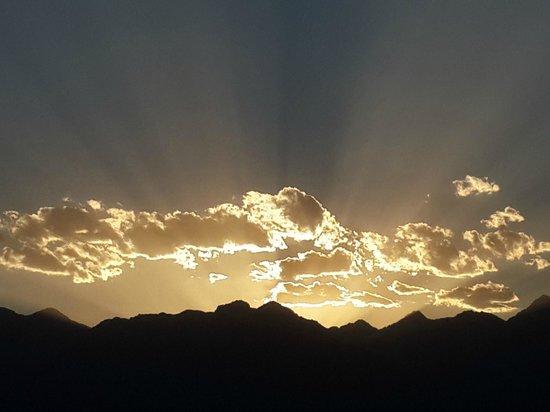 Tres Arbolitos: Sun