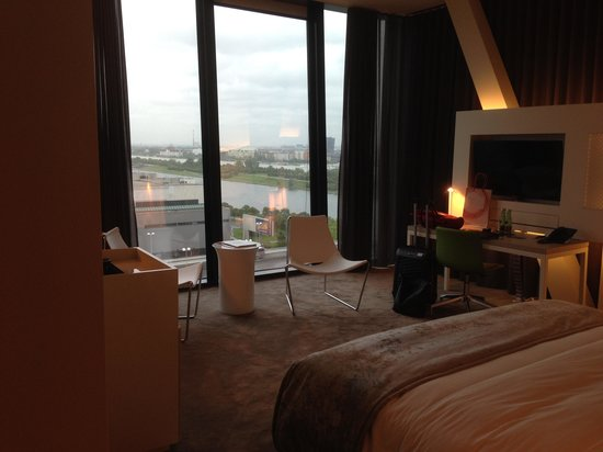 Melia Vienna: room with a view