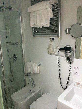 Hotel Il Guercino : Bathroom
